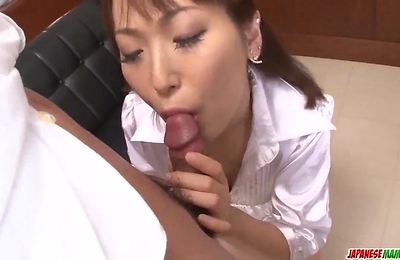 amazing, blowjob, blowjobs, cumshots, group action, milf, nonoka kaede,